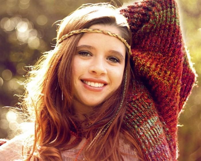 coiffure-boheme-chic-bandeau-tresse-artificielle-automne-soleil-sourire-naturelle