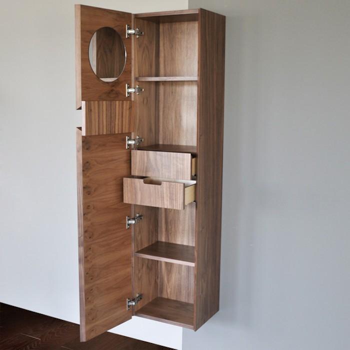 Colonne salle de bain pensez exploiter l 39 espace - Etagere salle de bain conforama ...