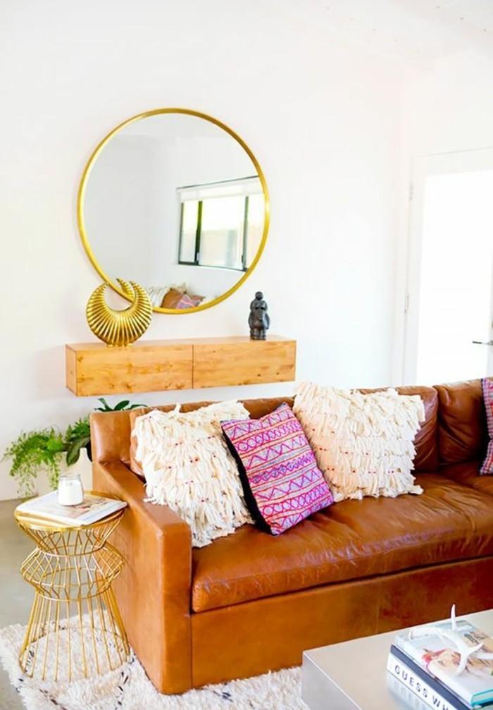 comment-aménager-une-petite-chambre-avec-beaucoup-de-couleurs-afro-style
