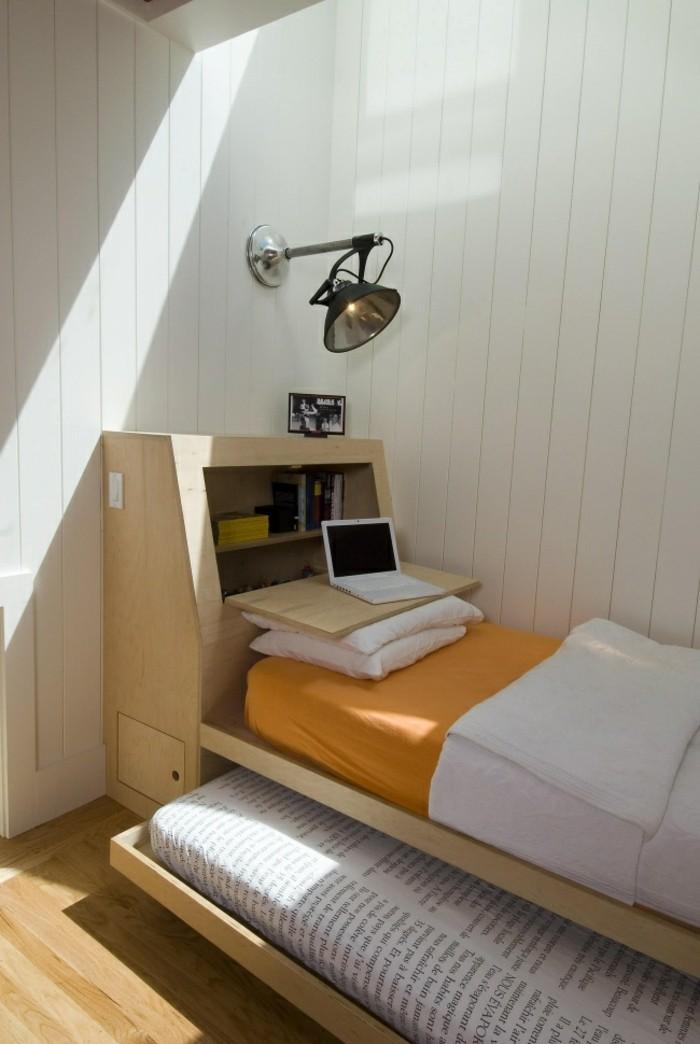 Comment Aménager Une Petite Chambre Avec Petit Bureau