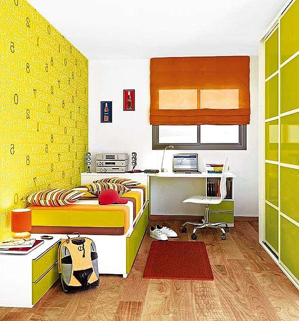 comment-aménager-une-petite-chambre-pleine-de-couleurs-vives