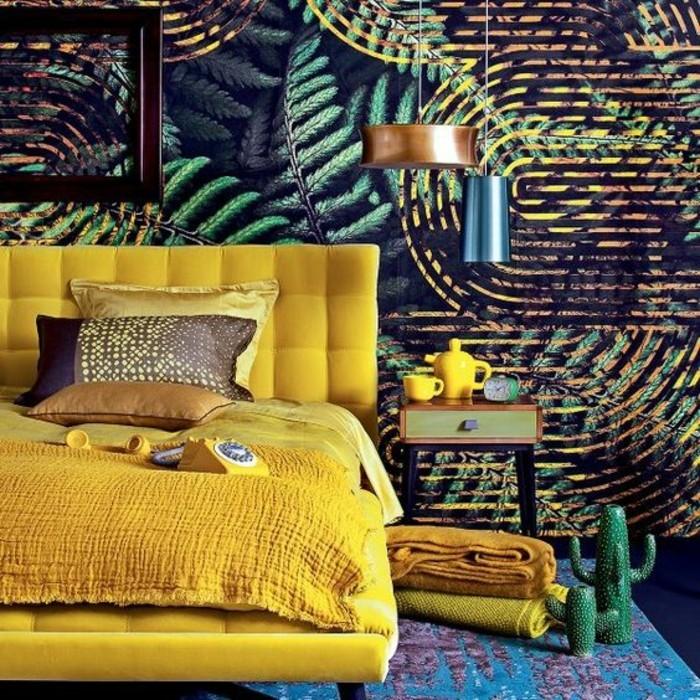 comment-aménager-une-petite-chambre-pour-une-ambiance-exotique