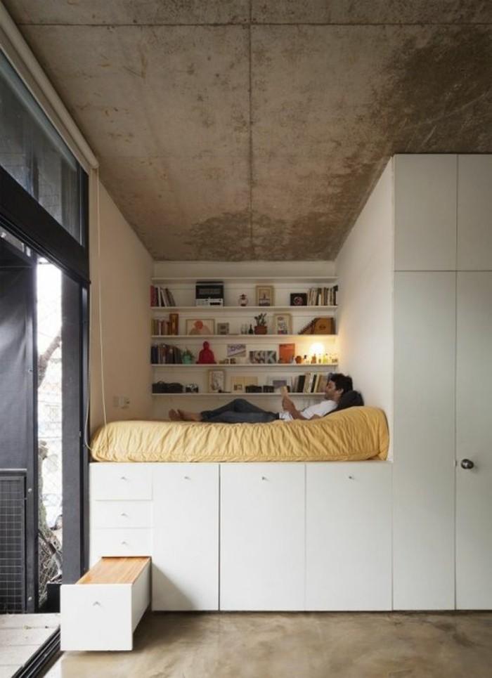 Ides Comment Amnager Une Petite Chambre  Mini Espaces