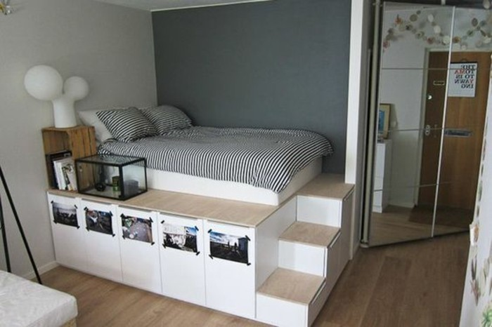 Comment Amenager Petite Chambre