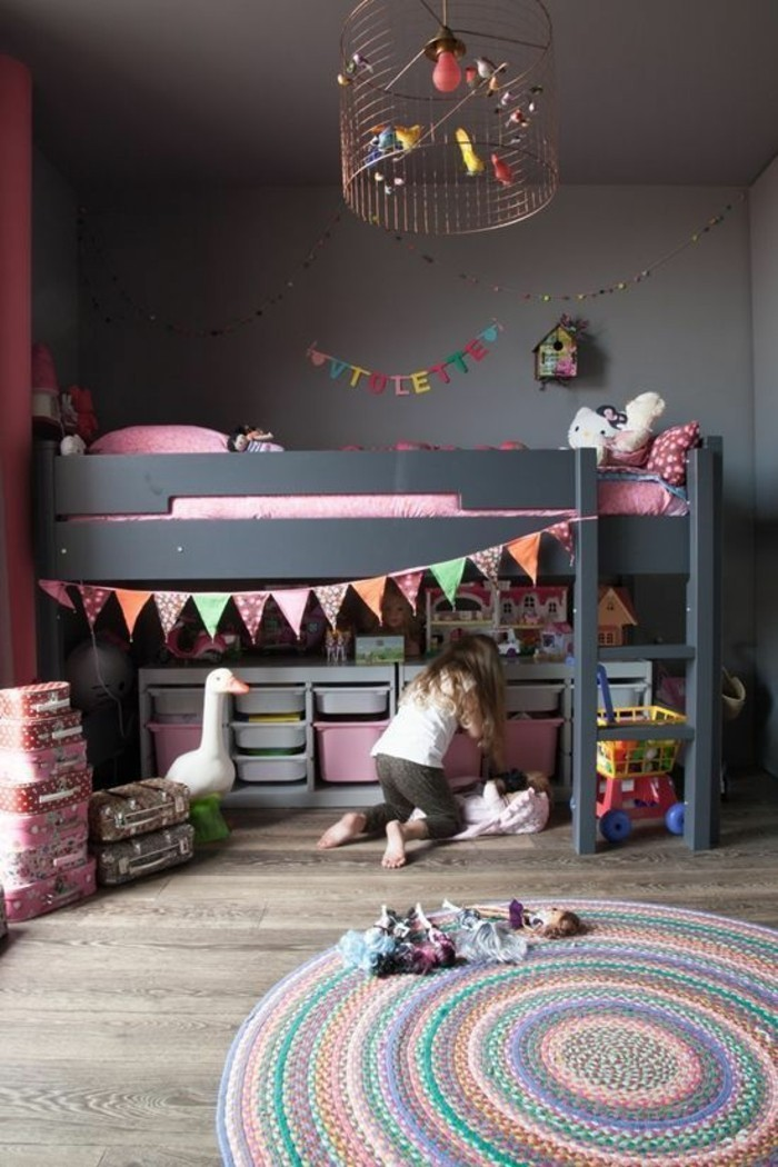Comment Aménager Une Petite Chambre En Optimisant Lu0027espace U2013 70 Idées ...