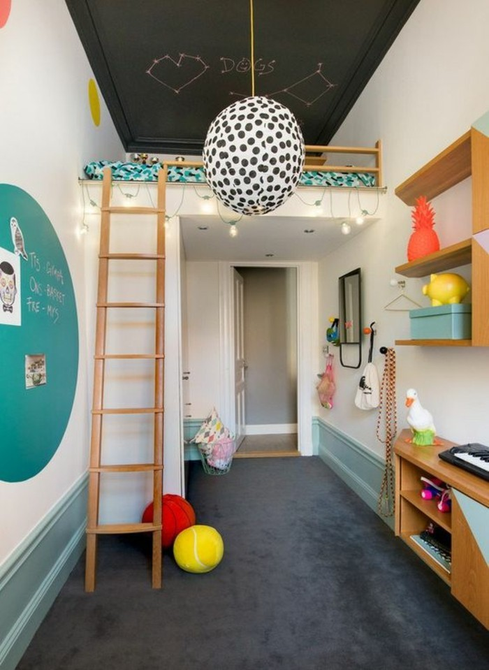 1001 id es comment am nager une petite chambre mini espaces for Amenager petite chambre