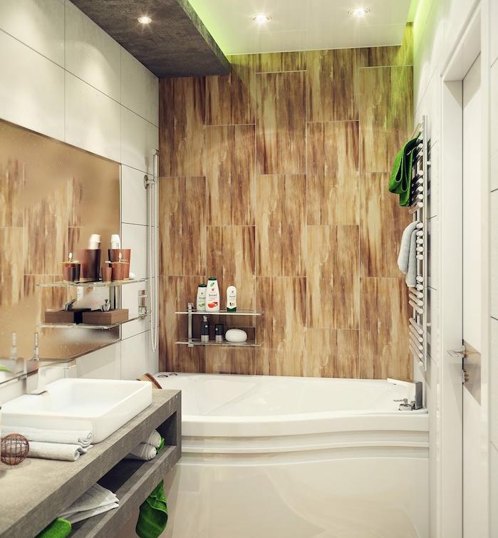 comment amenager une petite salle de bain idee sdb petites salles agencement aménagement deco