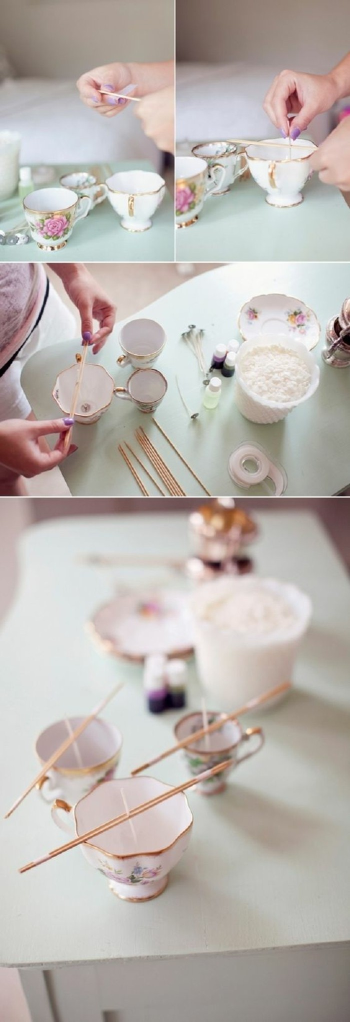 comment-faire-des-boigeoirs-tasses-de-thé-vintage-déco-récup