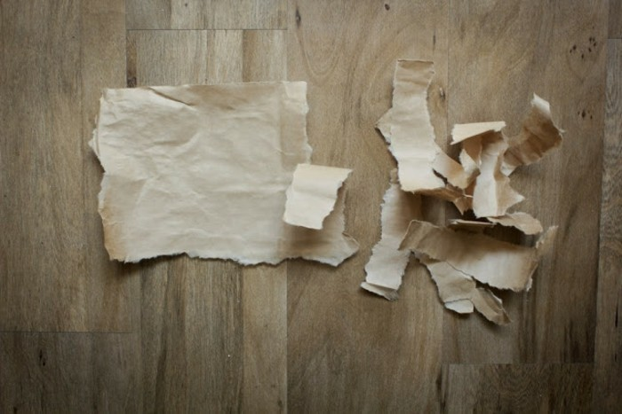 comment-faire-du-papier-maché-des-bandes-de-papier-kraft-a-appliquer-sur-le-support