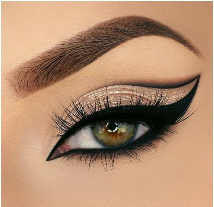 comment-faire-un-trait-deye-liner-maquillage-cat-eye-perle