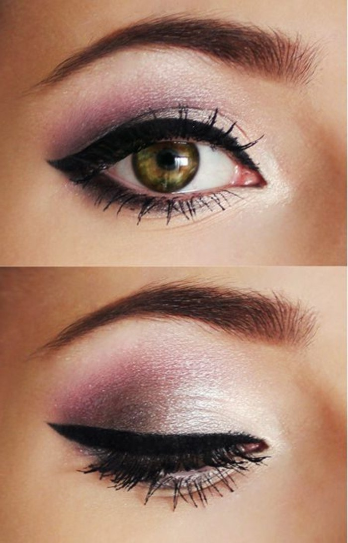 comment-faire-un-trait-deye-liner-maquillage-yeux-verts