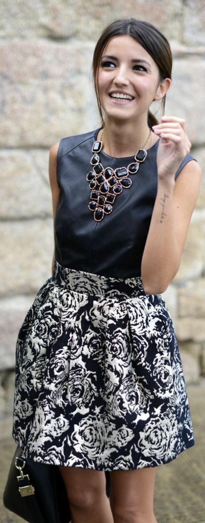 comment-mieux-s-habiller-comment-s-habiller-femme-jupe-mignonne