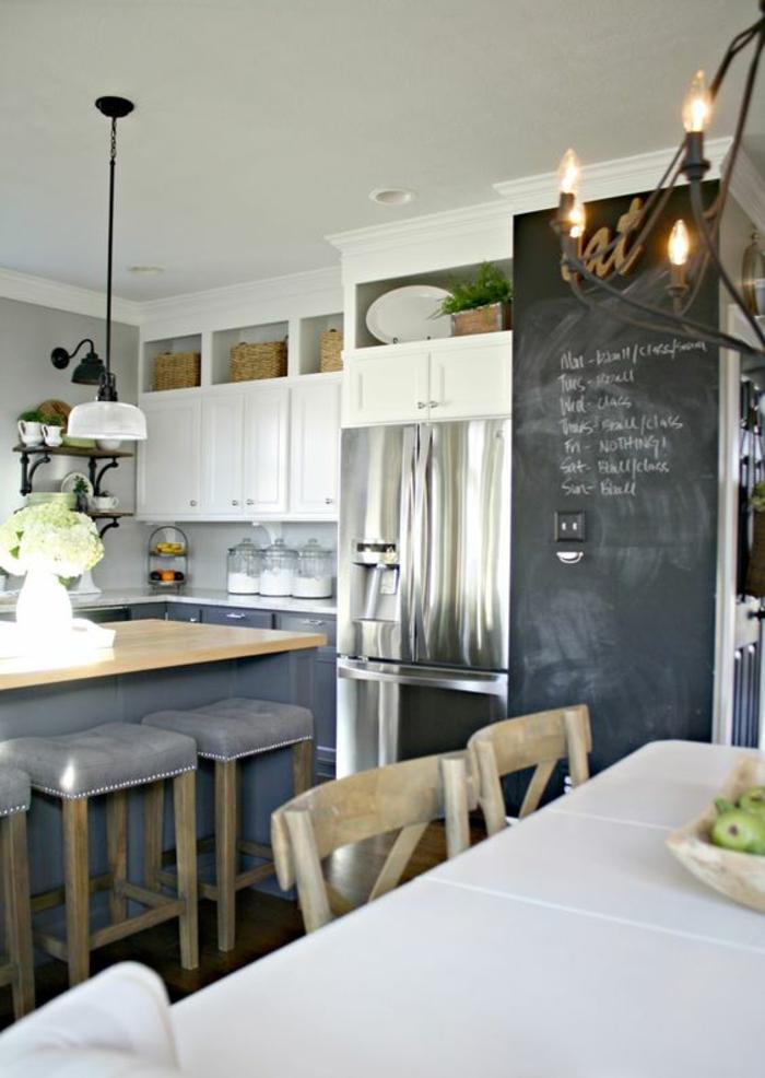 Comment moderniser sa cuisine meuble cuisine moderne for Imaginer sa cuisine