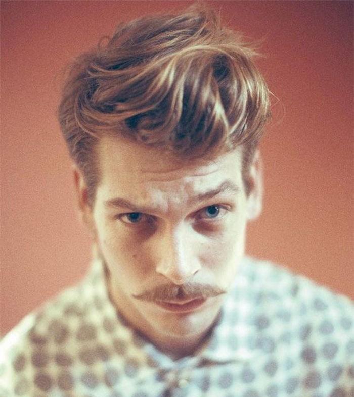 comment se raser la moustache mode tailler taille homme hipster