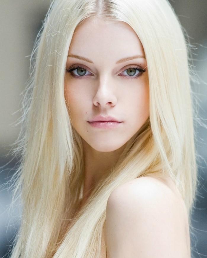 Le blond platine trucs et astuces pour savoir si c 39 est - Blond platine femme ...