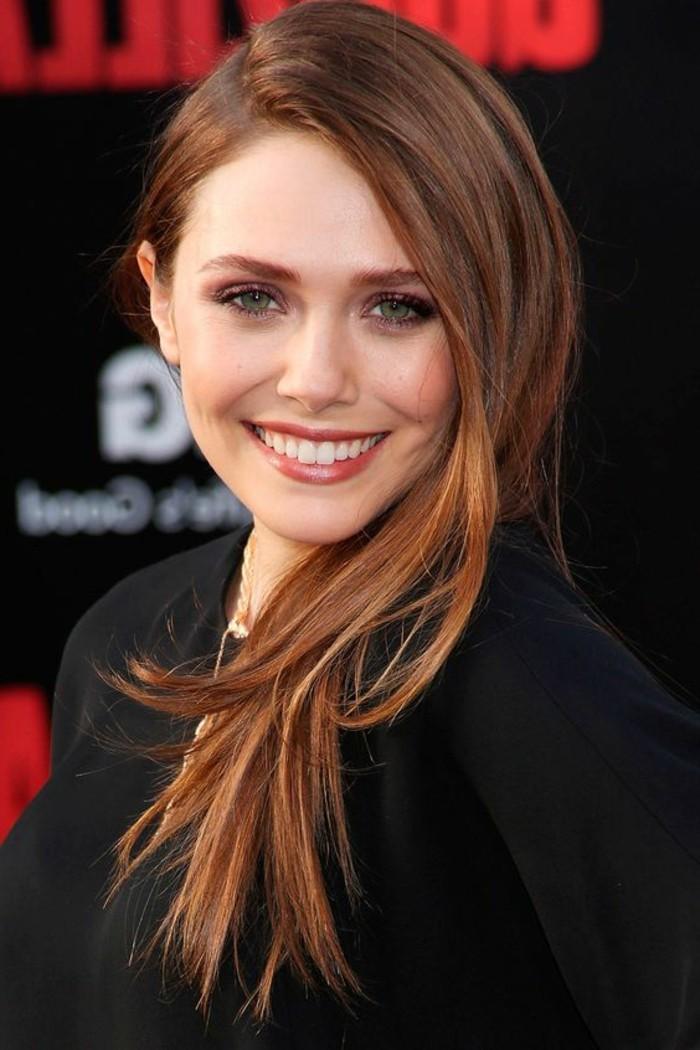 1001 id es pour coiffures avec couleur de cheveux marron clair - Nuance de marron ...
