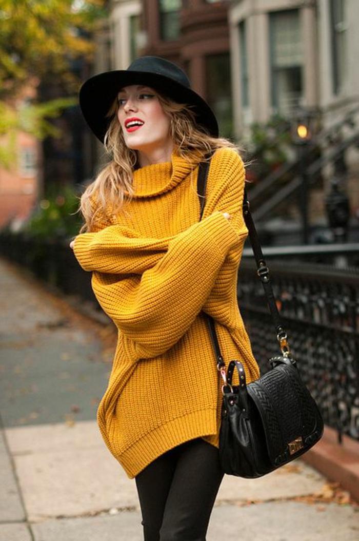 La couleur moutarde une tendance rayonnante en 64 photos - Couleur complementaire du jaune ...
