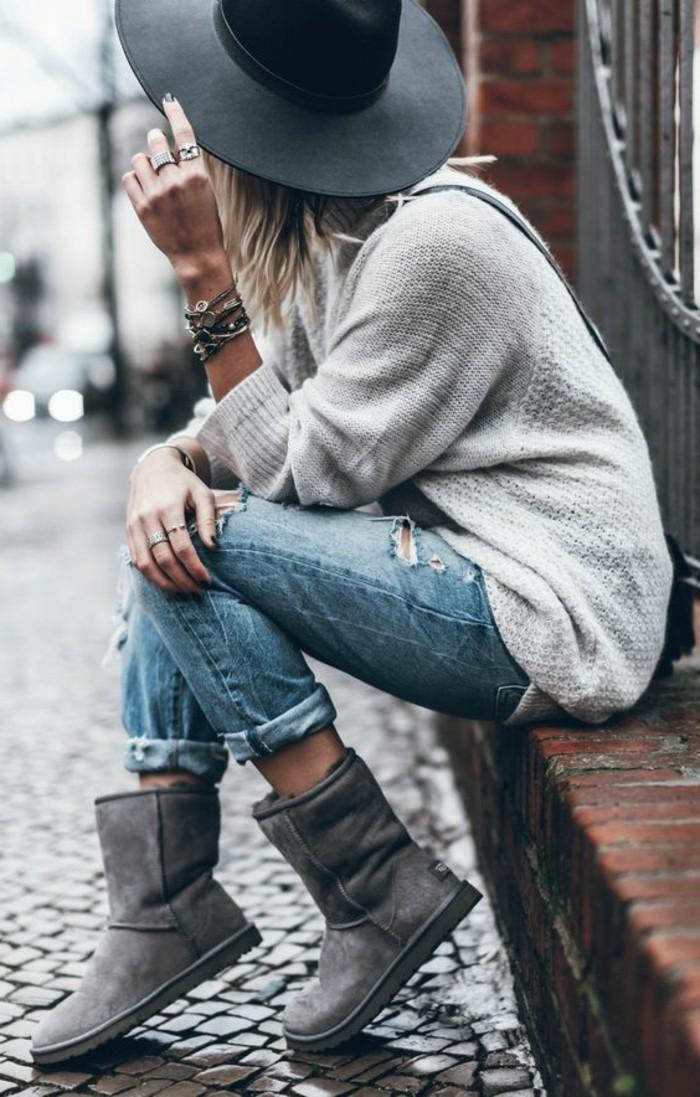 couleurs-tendance-hiver-2017-robe-decontractee-mi-longue-beauté