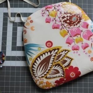 45 idées de patrons colorés pour rénover votre coussin de chaise