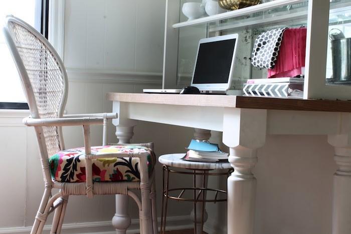coussin de chaise personnalisé housse assise siege couleurs idee diy