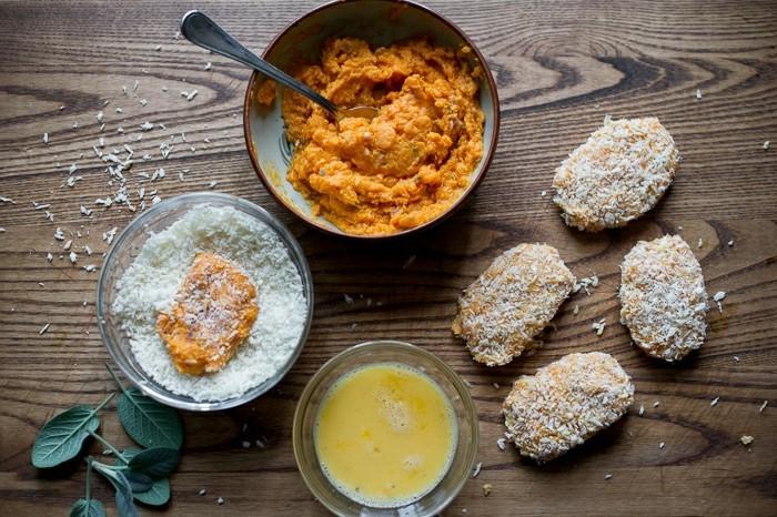 croquettes-de-pomme-de-terre-recette-avec-du-potiron-ingrédients
