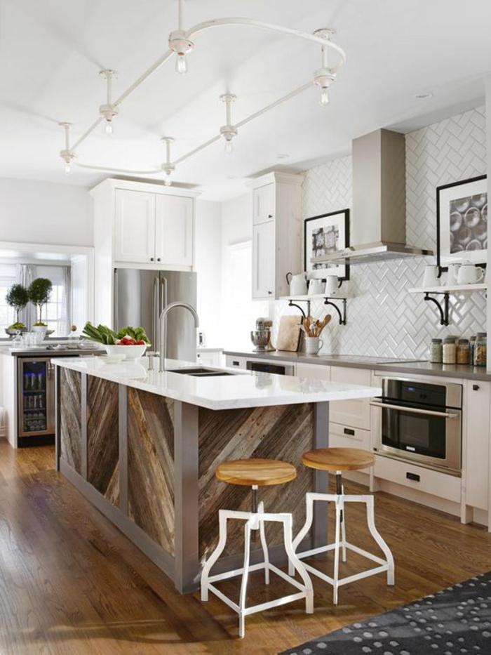 1001+ idées pour une cuisine relookée et modernisée