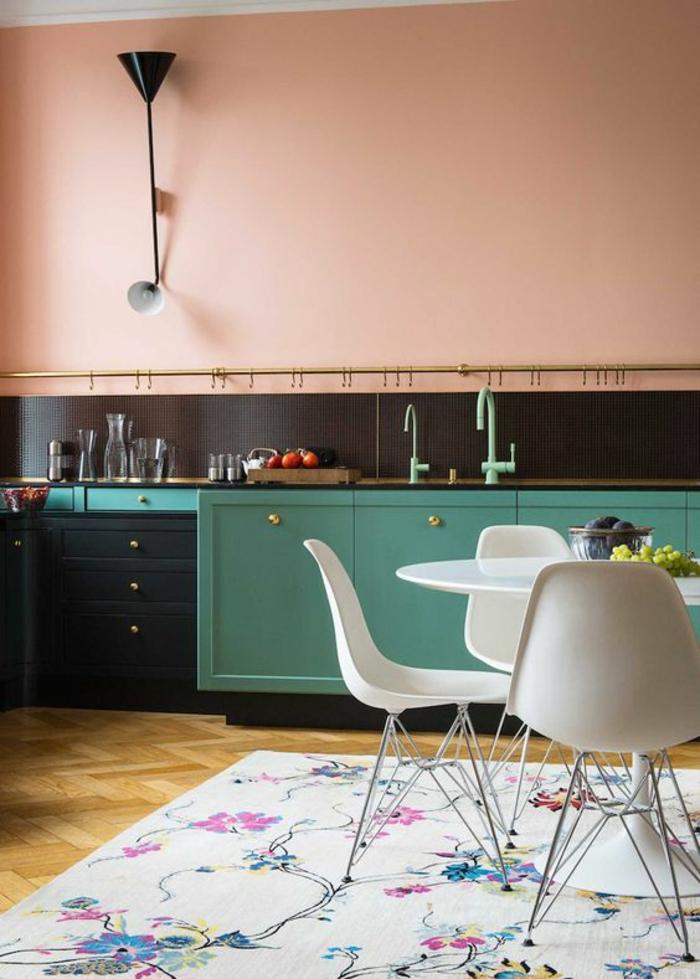 1001 id es pour une cuisine relook e et modernis e - Comment peindre une cuisine ...