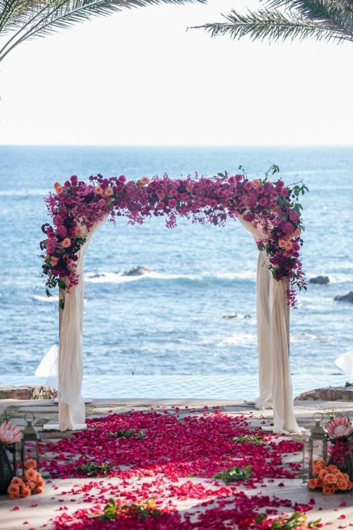 déco-de-mariage-plage-arche-florale-mariage