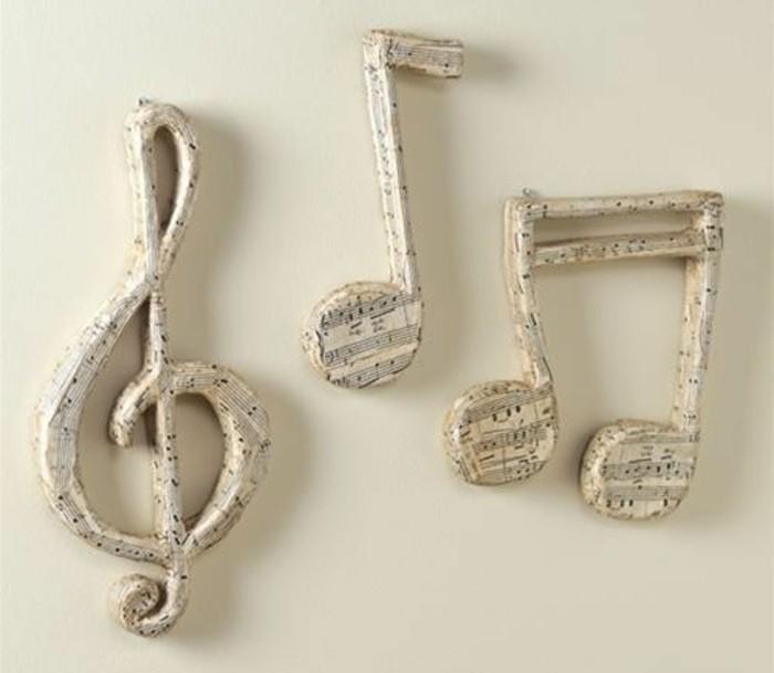 déco-murale-des-notes-enveloppées-de-papier-musique-idee-de-recette-papier-maché-resized