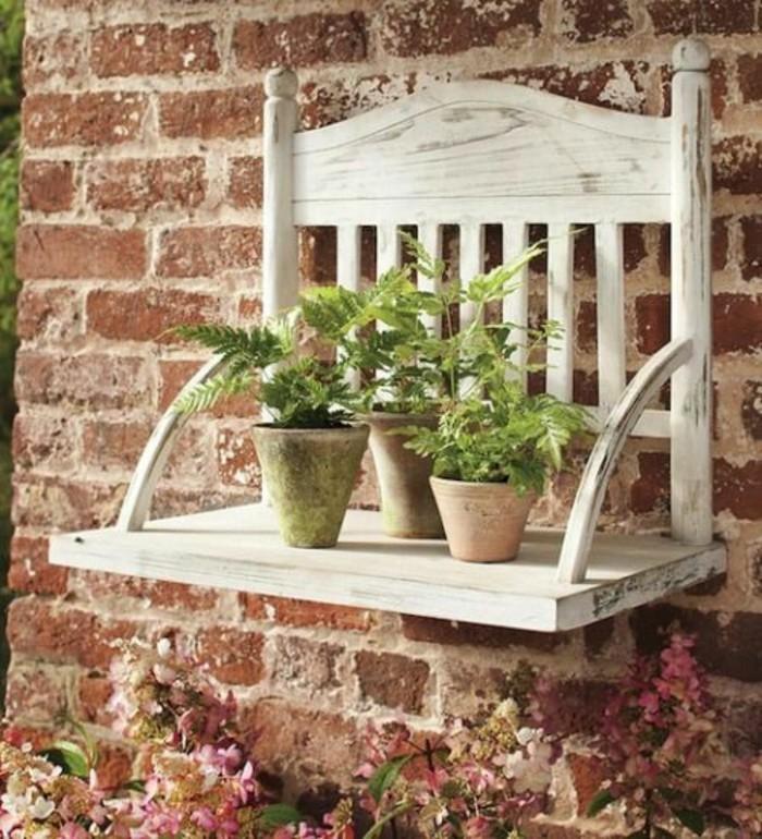 déco-récupe-en-bois-idée-pour-l'extérieur-décoration-de-jardin