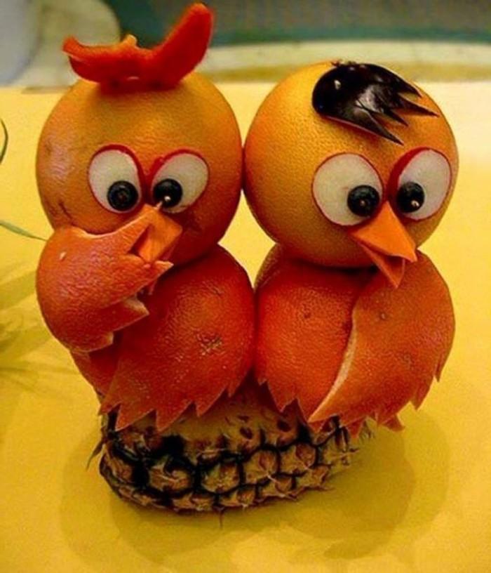 deco-fruit-deux-petits-oiseaux-en-oranges-et-ananas