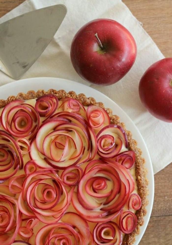 deco-fruit-faire-des-roses-de-pommes-un-dessert-sain-et-original