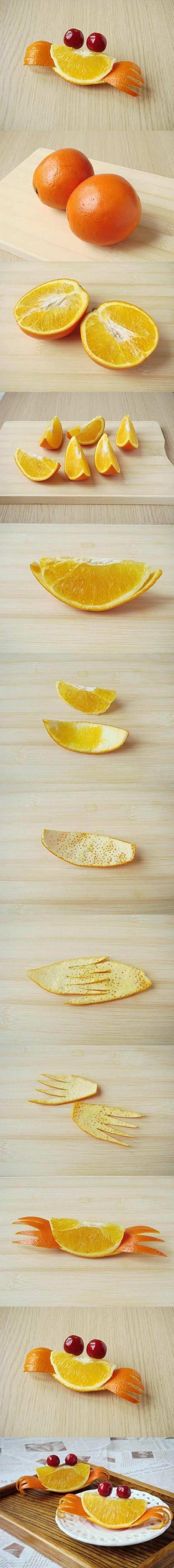 deco-fruit-sculptures-avec-oranges-art-original
