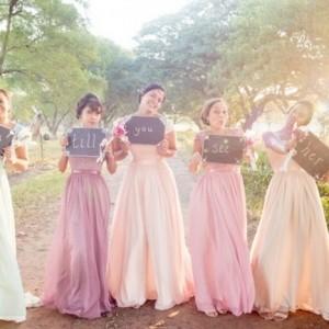 Déco de mariage pastel - de vos invitations au gâteau de mariage
