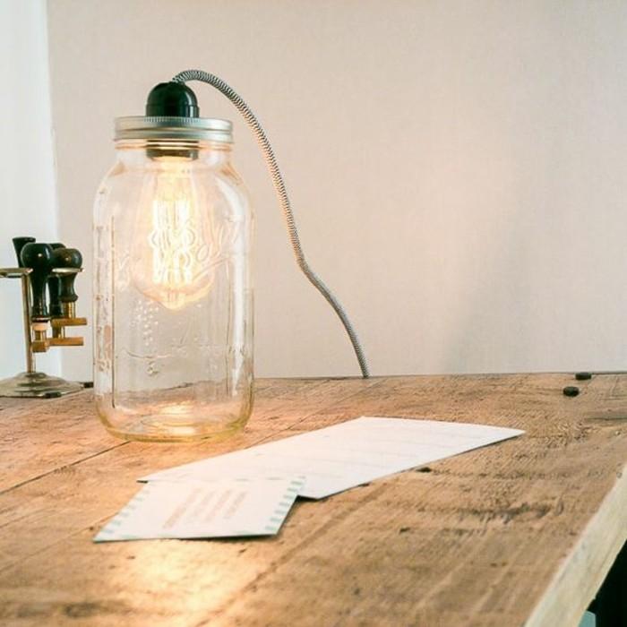 decoration-bocal-en-verre-lampe-pour-bureau-ampoule-électrique