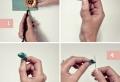 Comment faire des fleurs en tissu – 62 idées de déco créatives