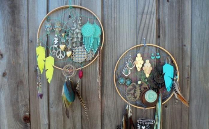 ▷1001+idées pour fabriquer un porte,bijoux soi,même