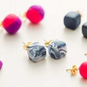 Boucle d'oreille DIY - 69 idées comment fabriquer des bijoux fantaisie