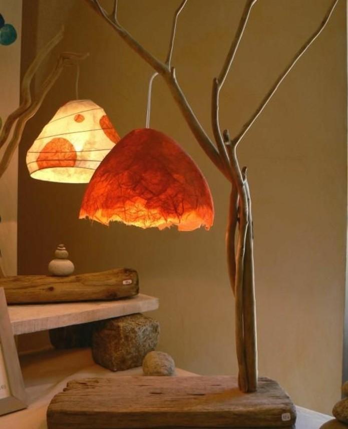 des-lampes-de-nuit-papier-maché-idée-comment-faire-du-papier-maché-décoration-chambre-romantique-resized