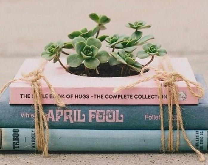 des-livres-transformés-en-un-cache-pot-suggestion-cadeau-pour-une-amie-a-faire-soi-meme