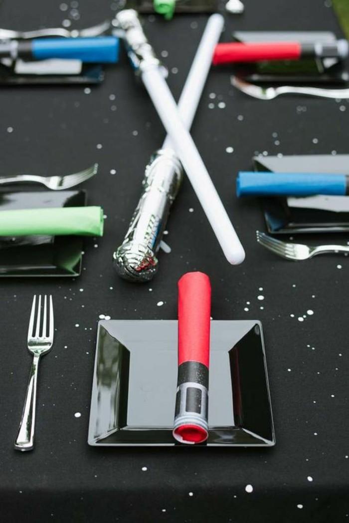 dresser-une-table-de-fête-décoration-anniversaire-star-wars