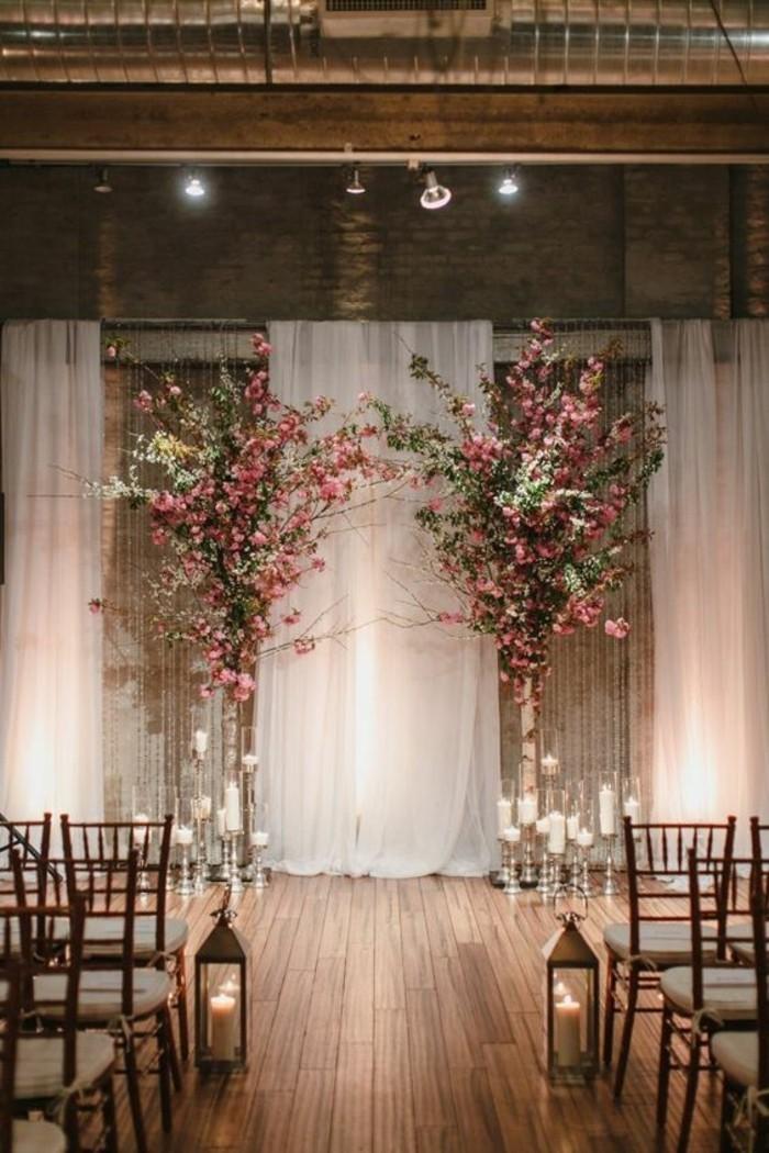 décoration-arche-mariage-pas-chère-déco-naturelle
