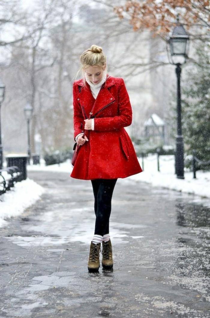 ensemble-tenue-femme-tenue-stylé-femme-rouge-cool-manteau-longue