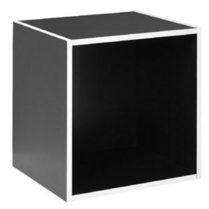 cube de rangement modulable seul ou en nombre il est partout. Black Bedroom Furniture Sets. Home Design Ideas