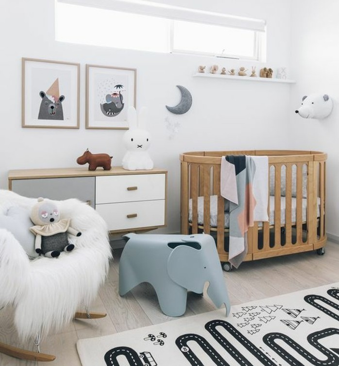 chambre enfant scandinave meilleures images d. Black Bedroom Furniture Sets. Home Design Ideas