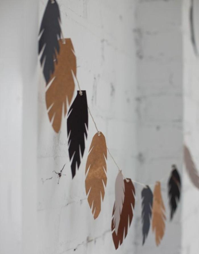 feuilles-mortes-en-papier-mis-ensemble-a-l-aide-d-un-fil-decoration-automnale-guirlande-diy