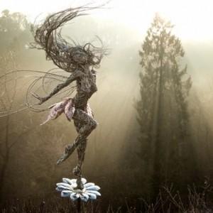 Sculpture en fil de fer - 40 photos impressionnantes