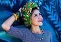 Le foulard africain – 55 photos de modèles et conseils comment le porter