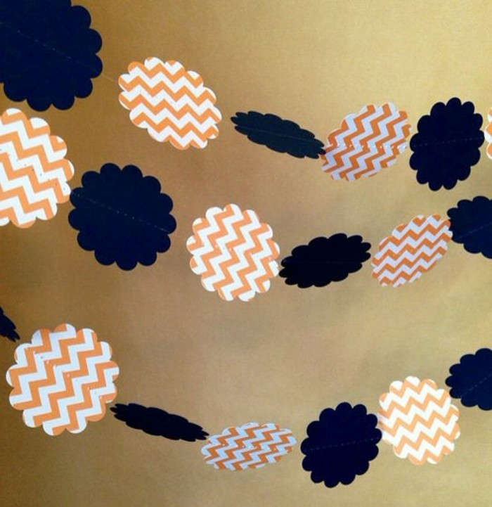 1001 Idees De Guirlande En Papier Pour Une Deco Flashy Et Joyeuse