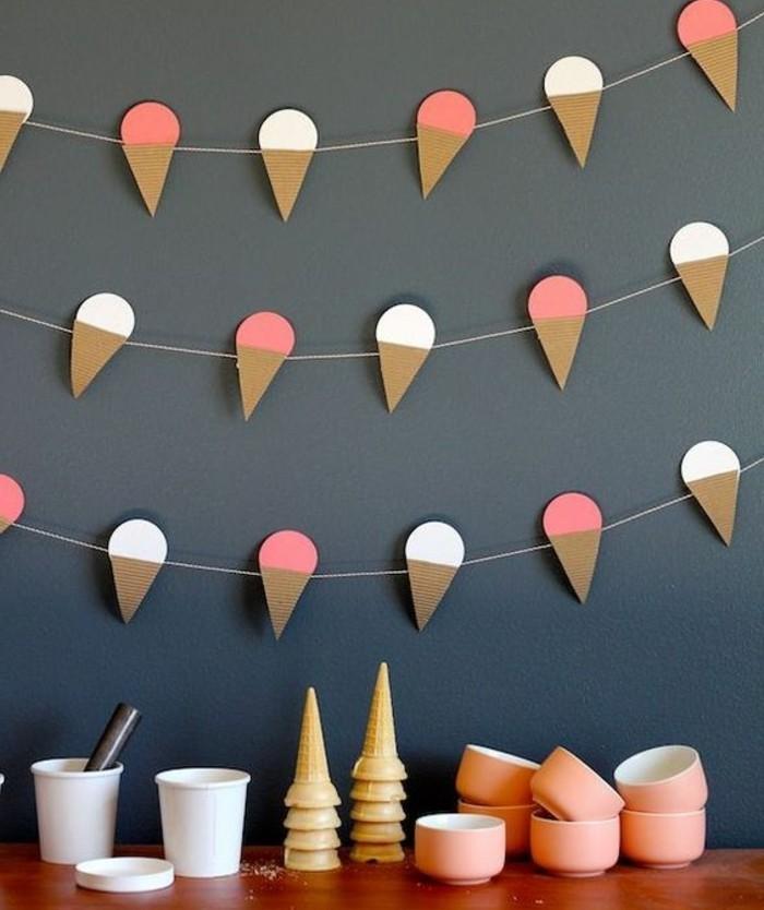 guirlande-en-papier-avec-des-glaces-decoration-anniversaire-a-fabriquer-soi-meme